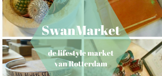 swan market, de lifestyle market van Rottedam