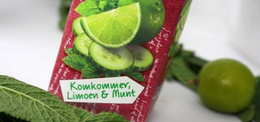 Komkommer-munt-limoen-coolbest-review