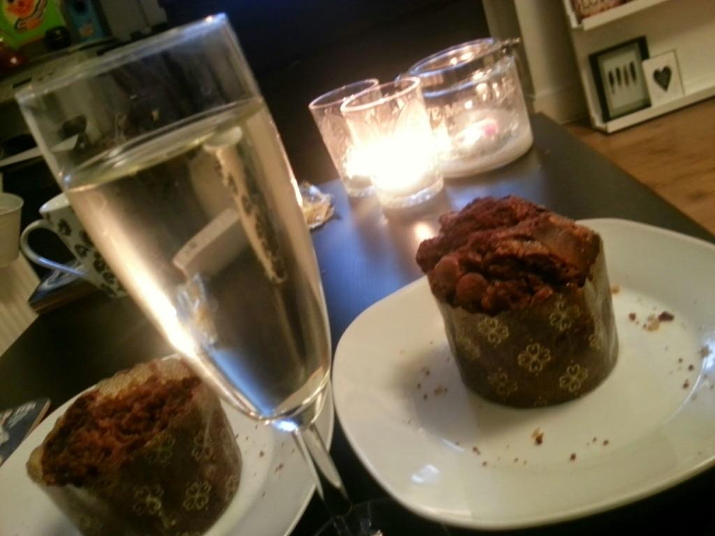 Prosecco-muffin-feest