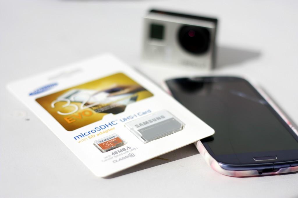 Samsung- 32GB- SDHC -geheugenkaart -Smartphonehoesjes