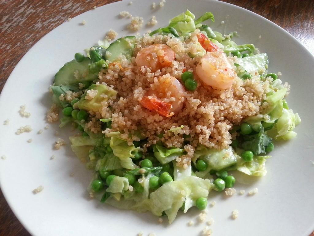 quinoa-garnalen-tuinerwten