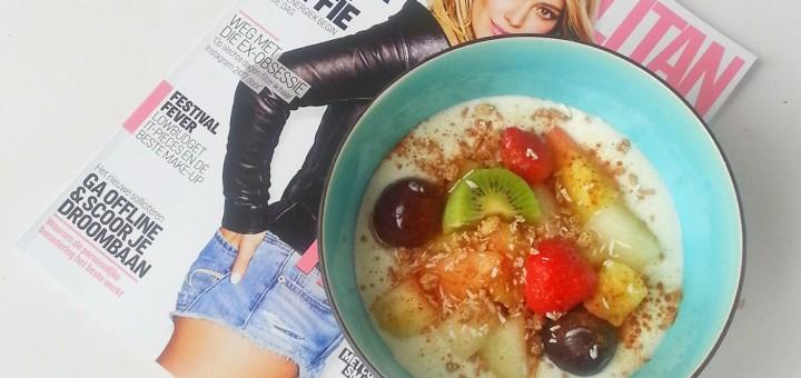 fruit ontbijt cosmoplitan