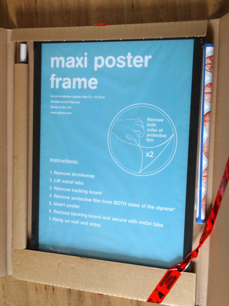 levering posters nl