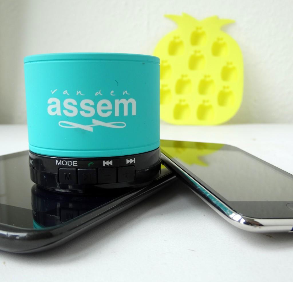 Speaker reis gadgets
