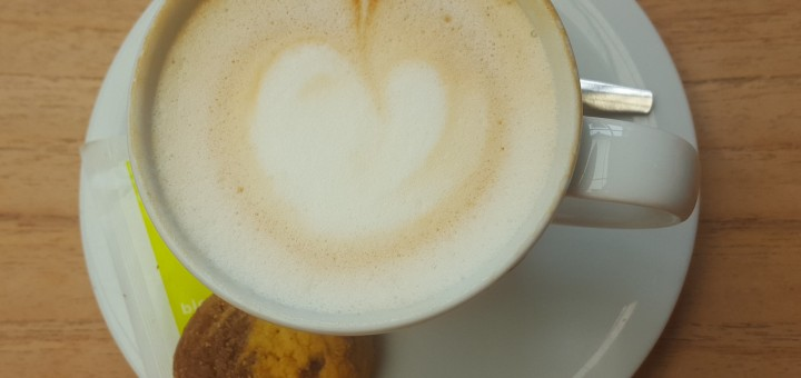 beste cappuccino Nijmegen Blonde Pater
