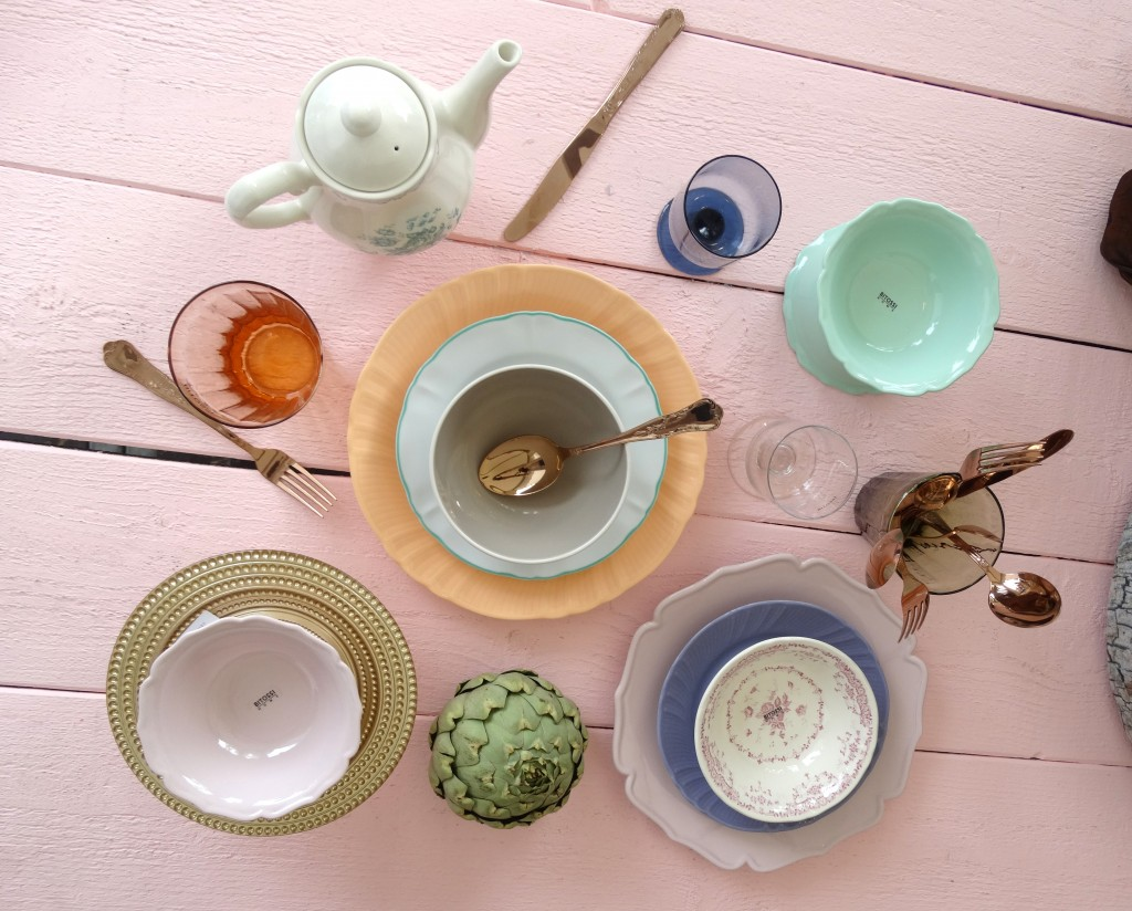 bitossi servies mix matchen