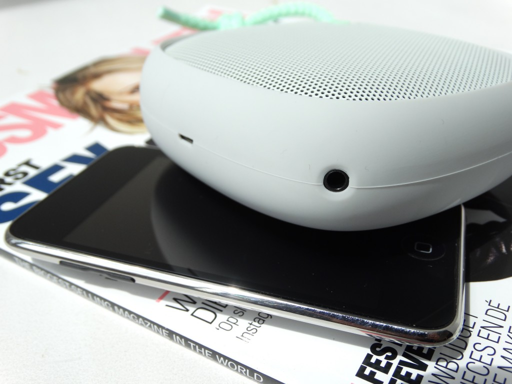 boxjes aansluiten op ipod nude audio review