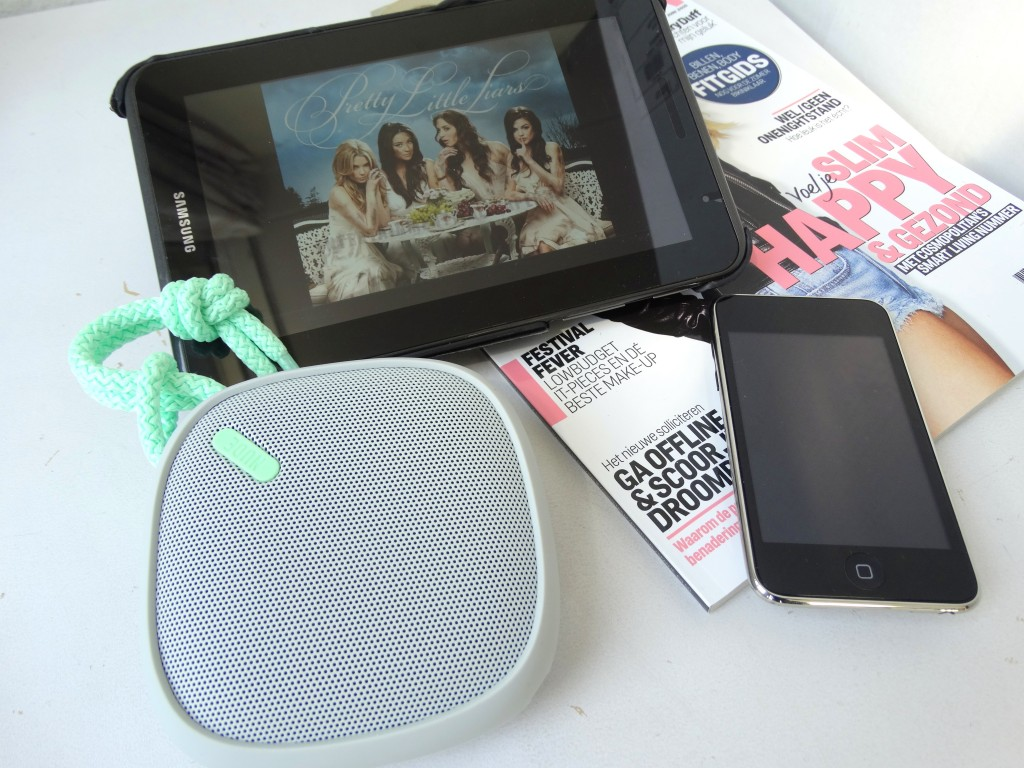 gsmpunt bluetooth speaker aansluiten tablet