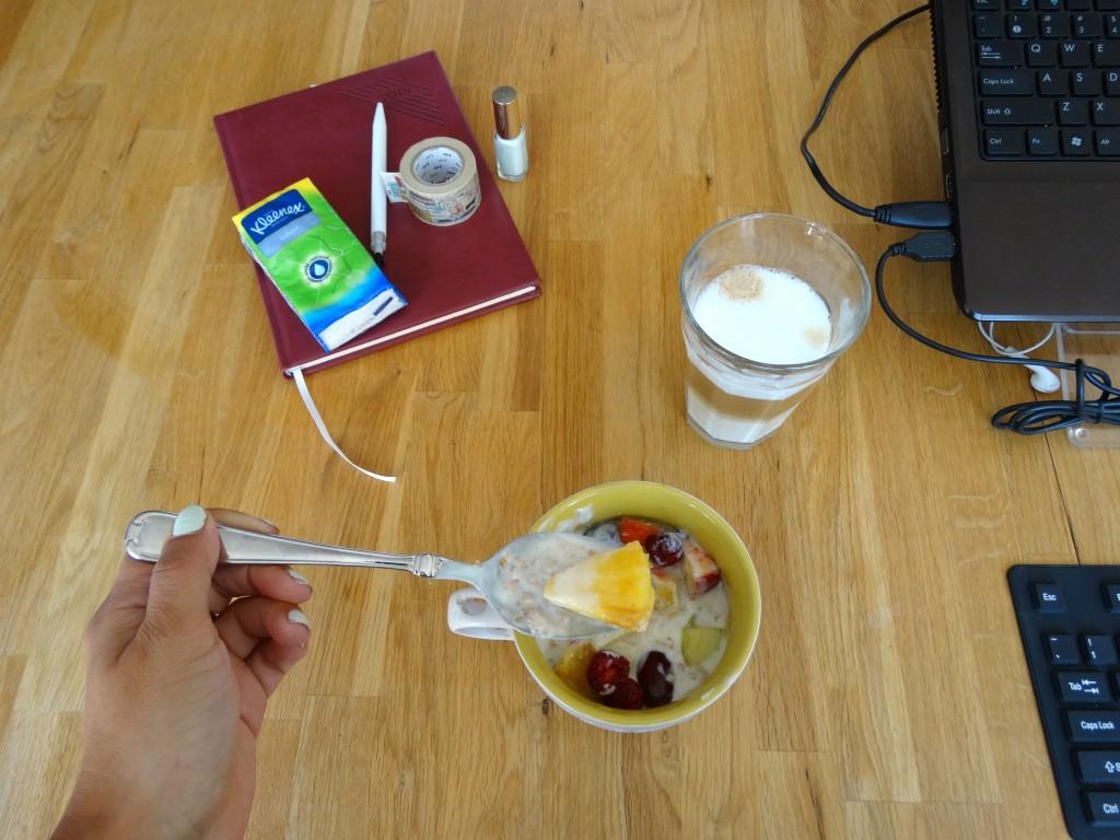 ontbijt bloggen