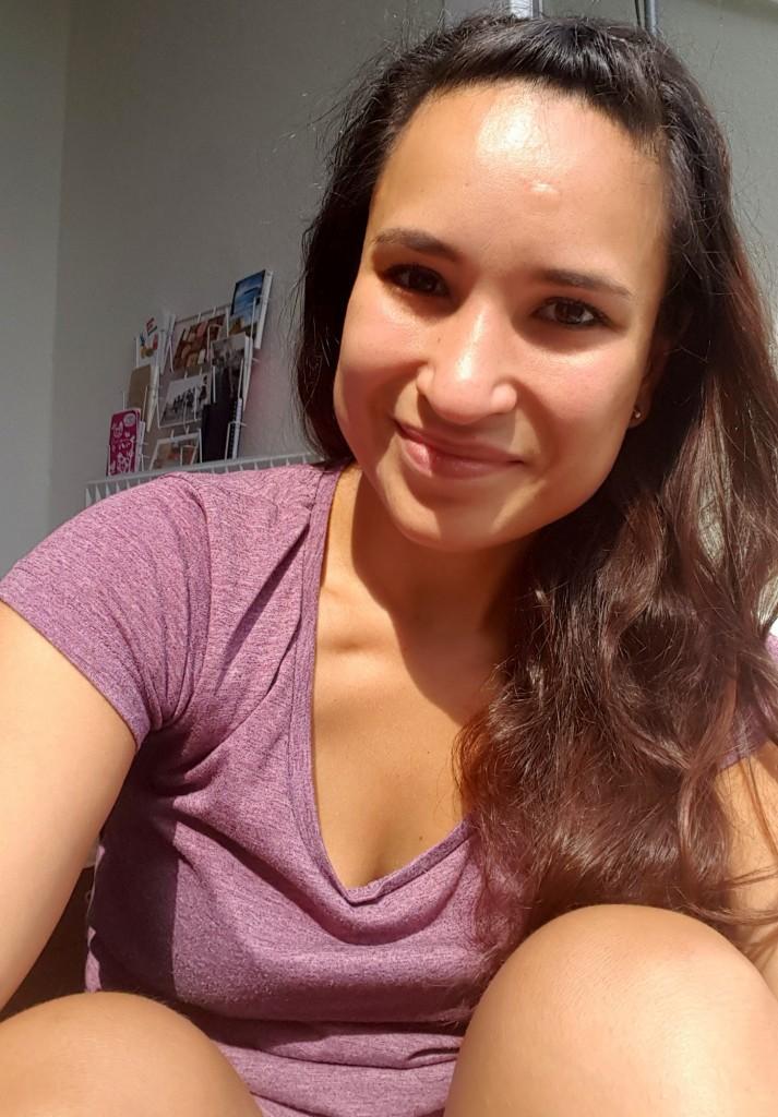 selfie in de zon