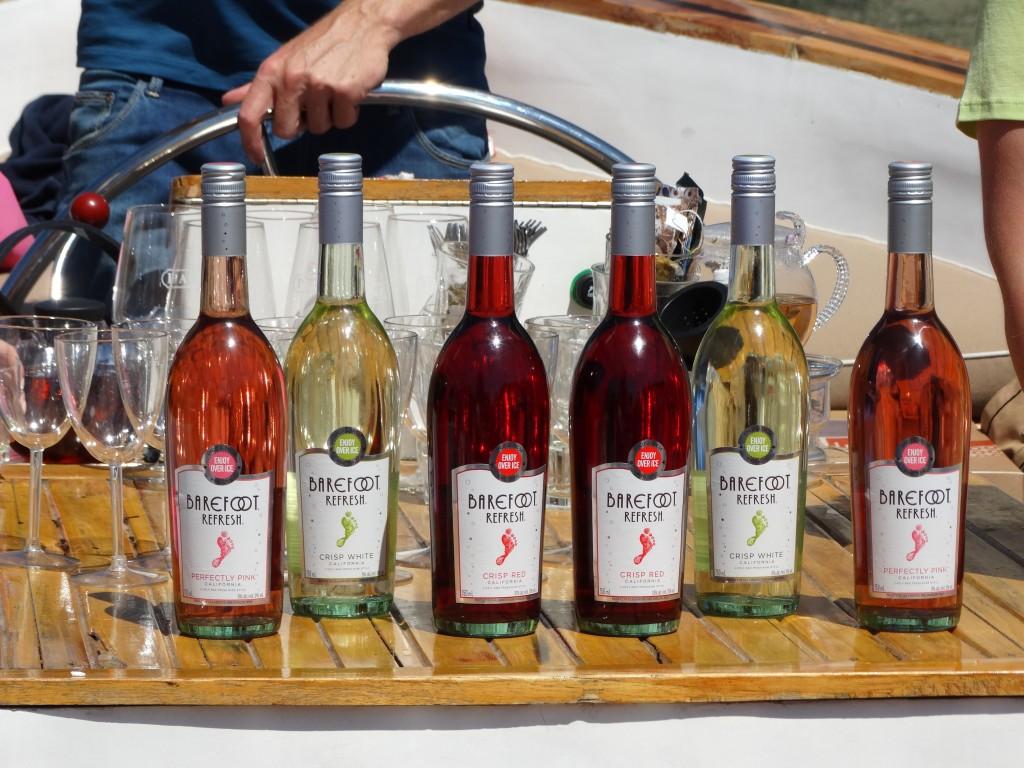 Barefoot Refresh wijn