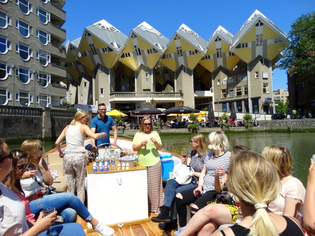 Bloggers on Board  Rotterdam