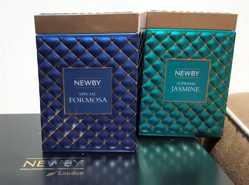 Newby Teas losse thee