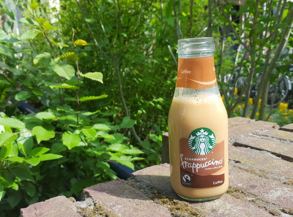 Starbucks ijs koffie