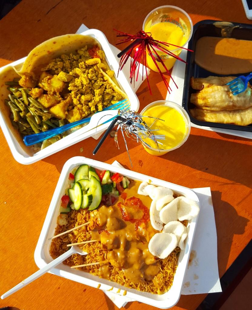 Surinaams eten vierdaagse nijmegen
