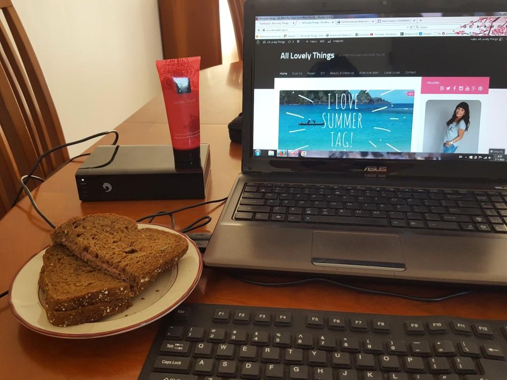 bloggen summer tag
