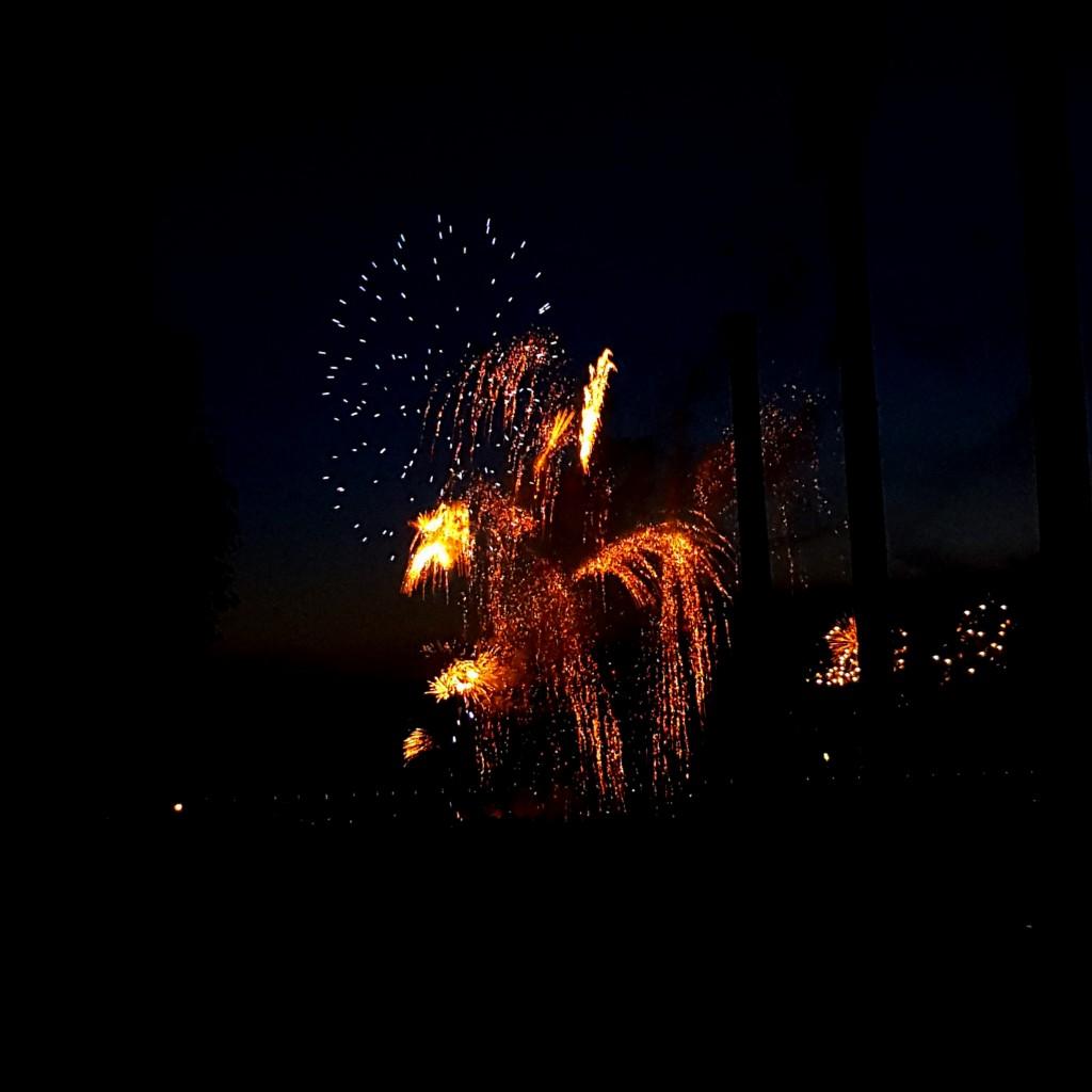 vuurwerk Nijmegen vierdaagse
