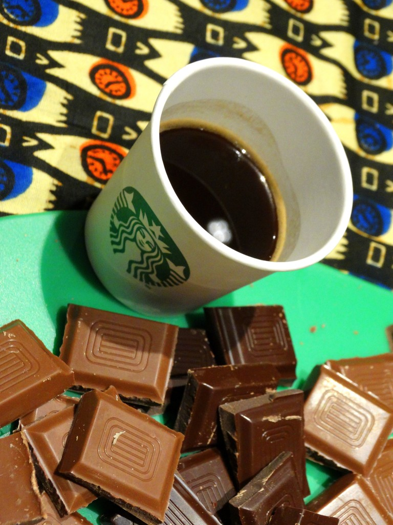 Starbucks koffie sumatra