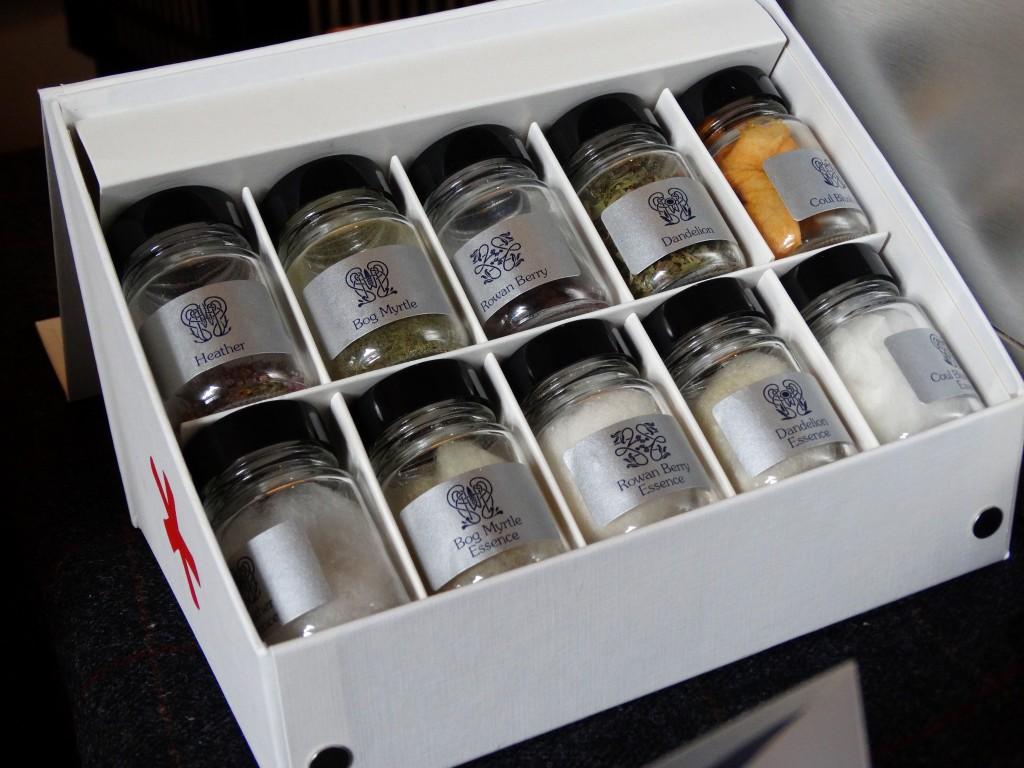 caoronn gin spices