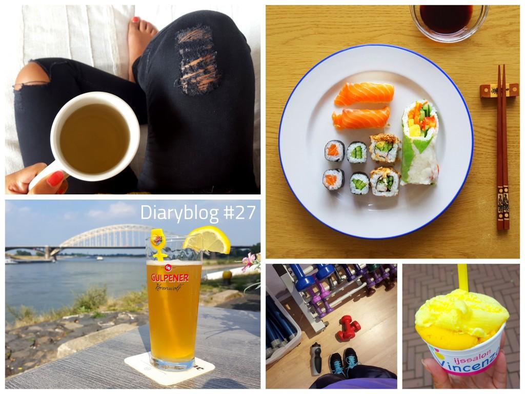 diaryblog vakantie gendtse kermis