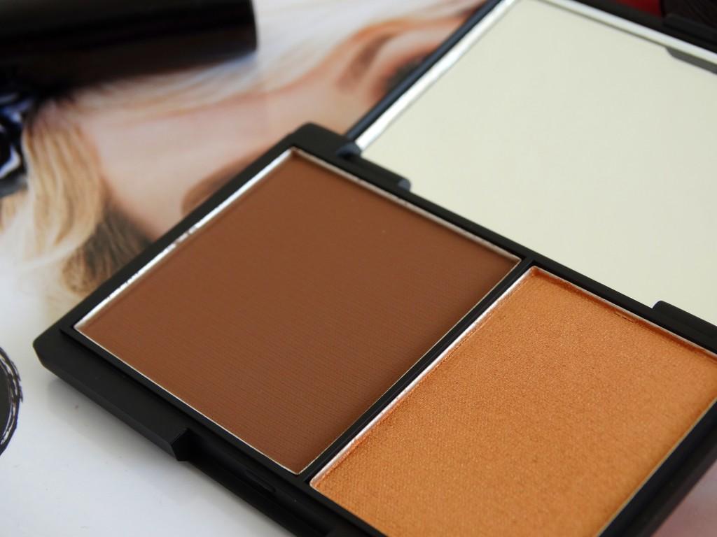 sleek contour kit review in dark