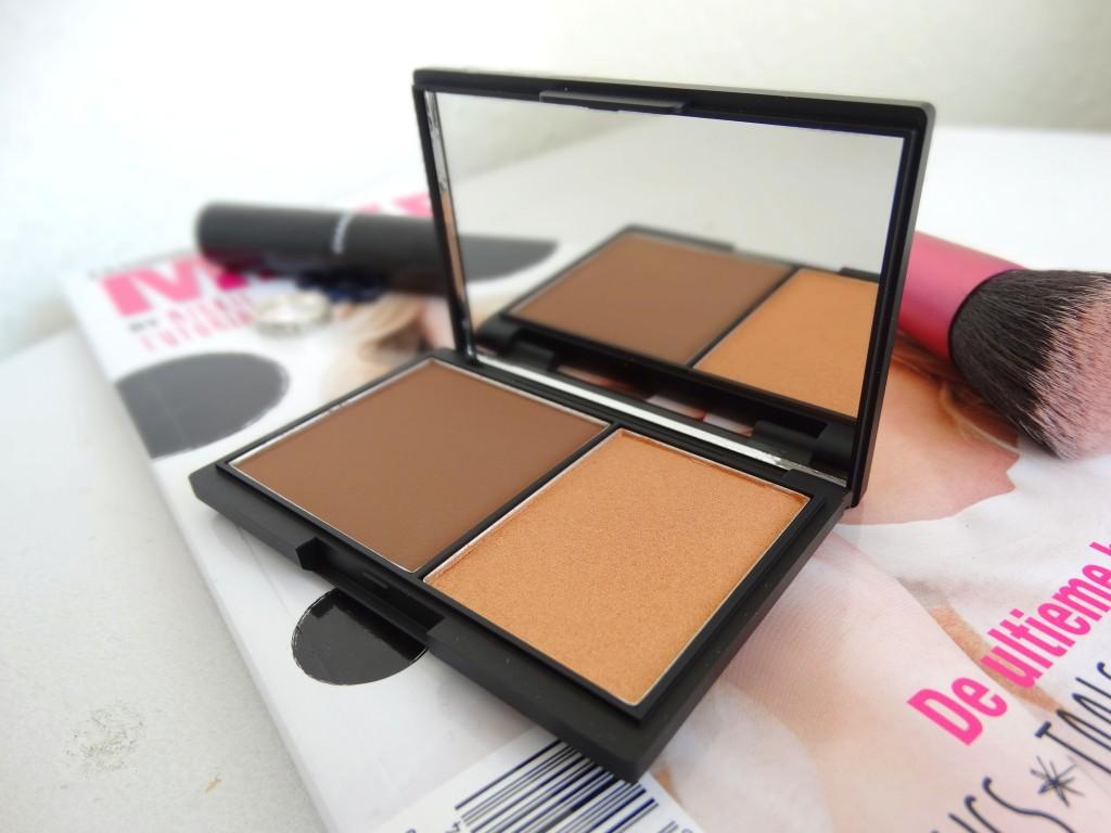 sleek review contour kit dark