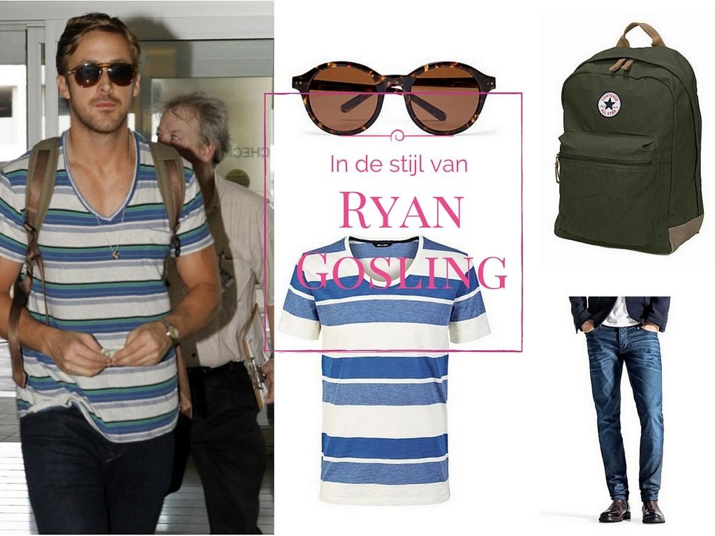 In de stijl van Ryan Gosling