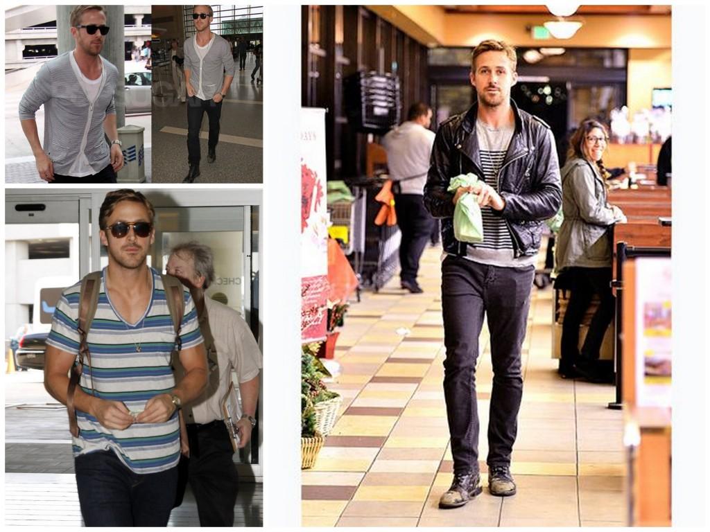 Ryan gosling casual look otto