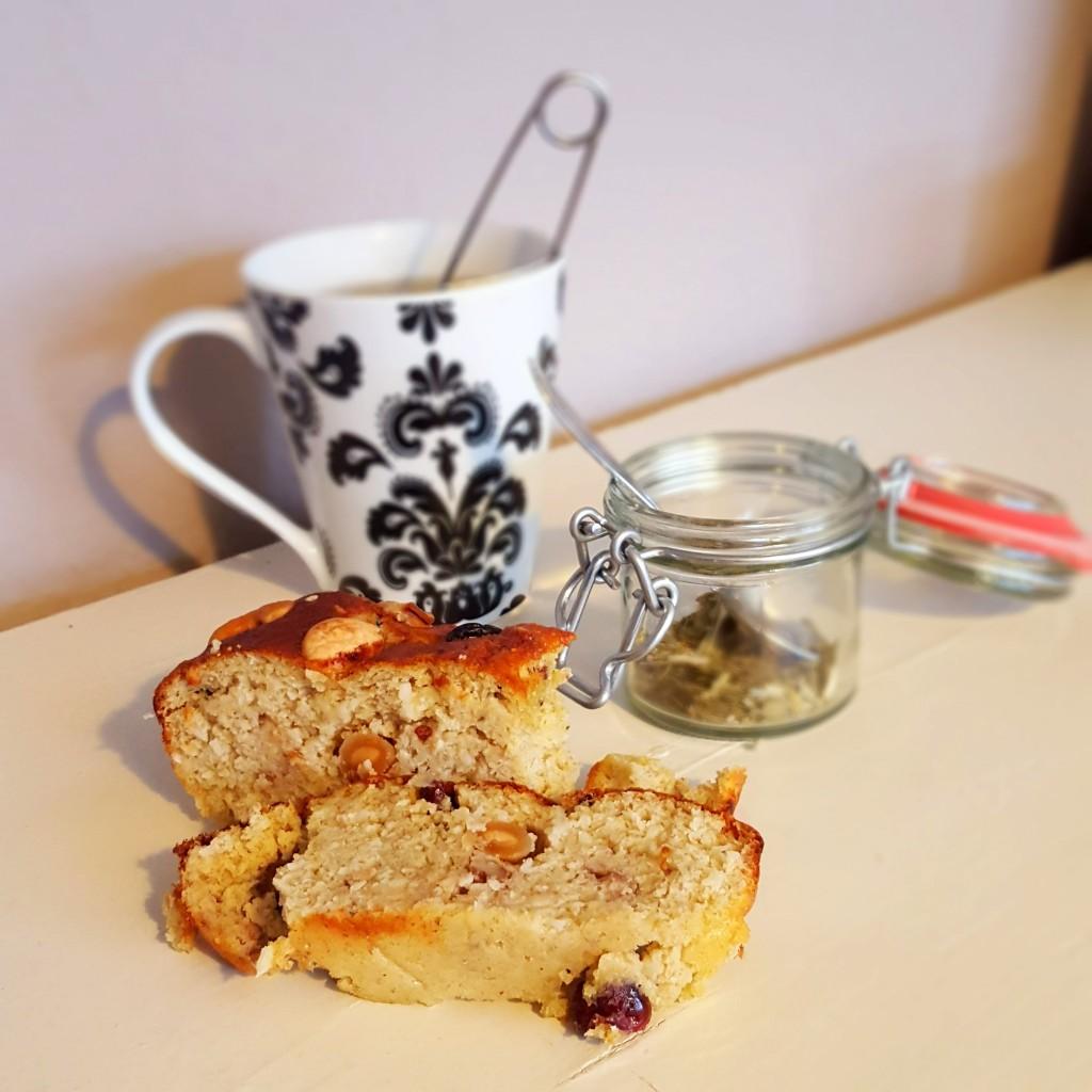 bananenbrood gezond ontbijt