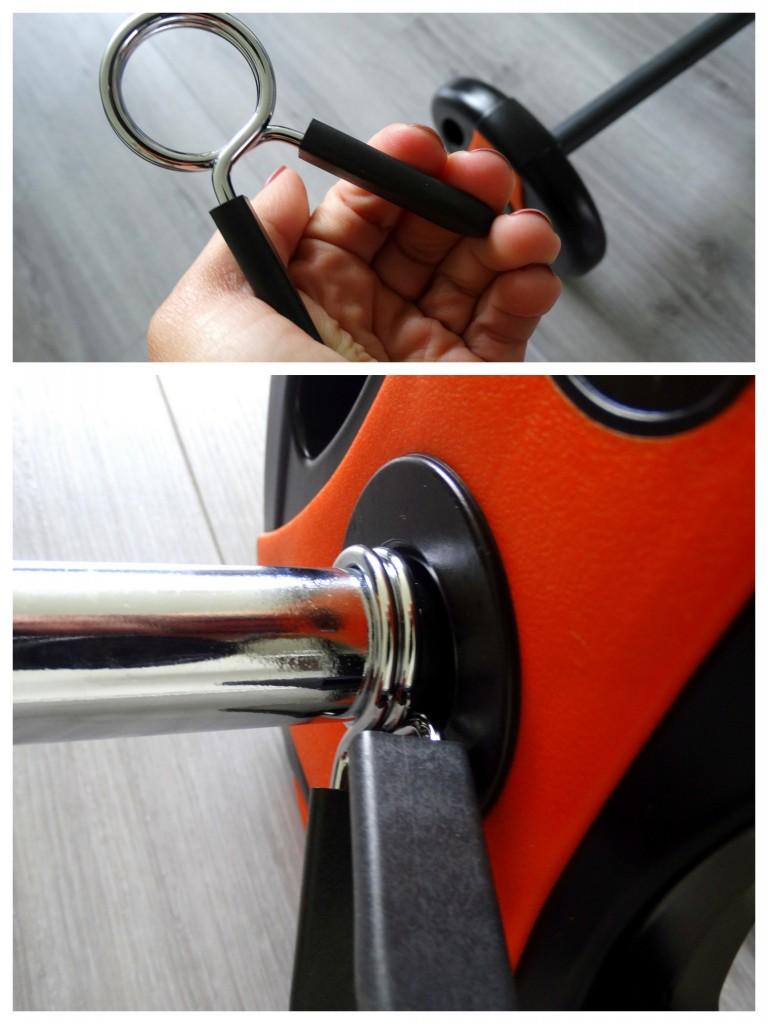 halterstang gymstick barbell