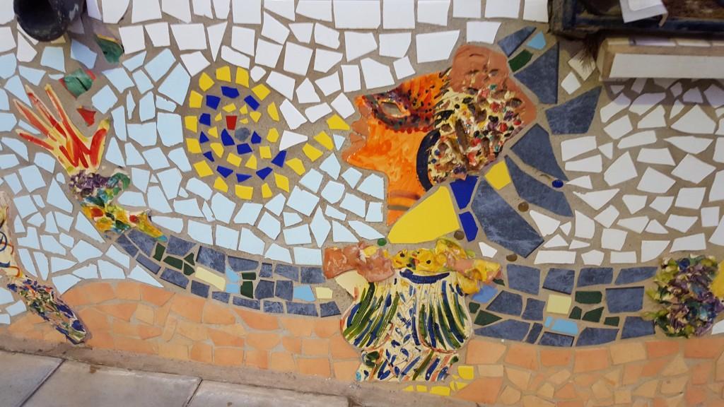 mozaiek aguilas spanje