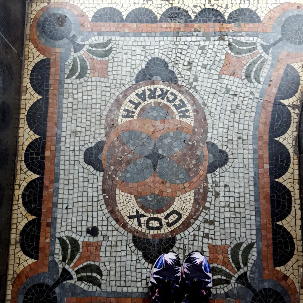 mozaiek straten van maastricht