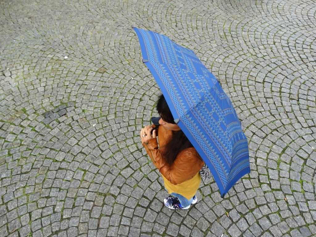 paraplu senz review automatic cotu blue