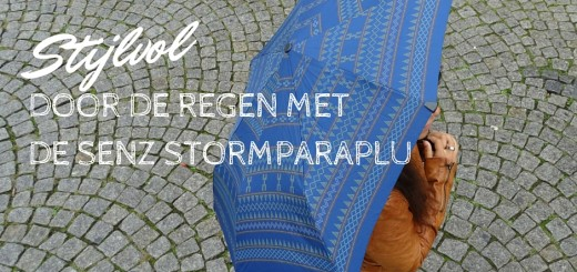 senz stormparaplu review