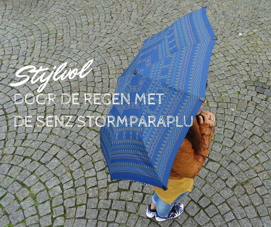 senz stormparaplu review