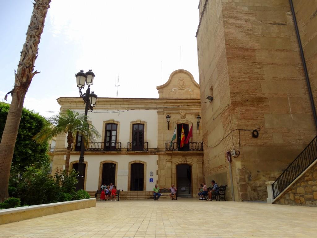 vera plaza espana