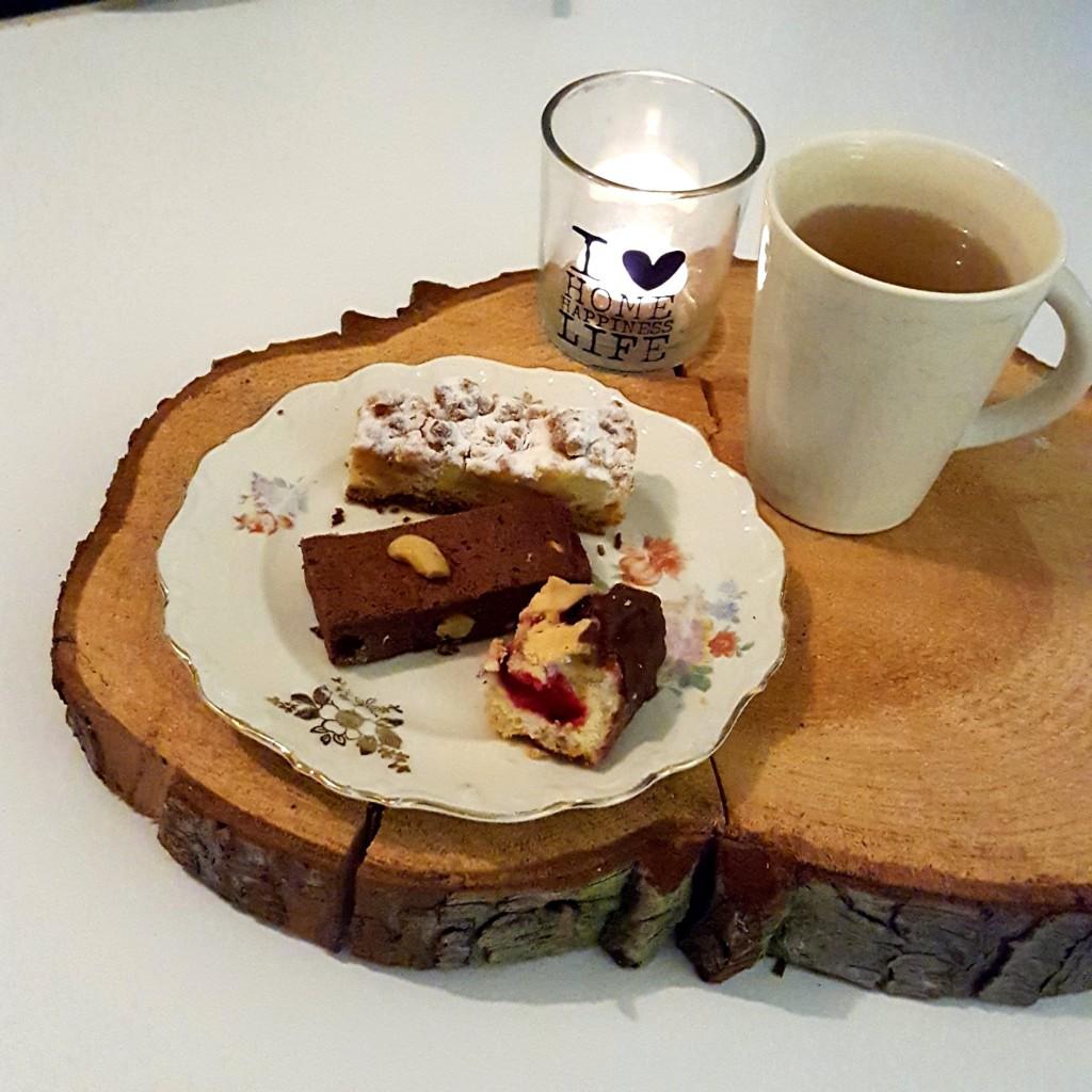 verse koeken vd thee