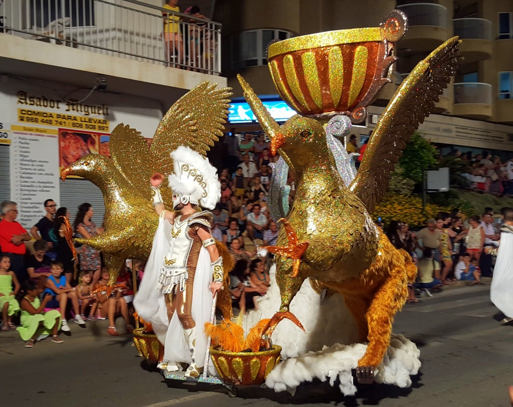 zomercarnaval aguilas spanje 2015
