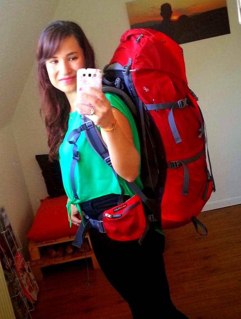 Backpack voor vrouwen deuter futura vario sl