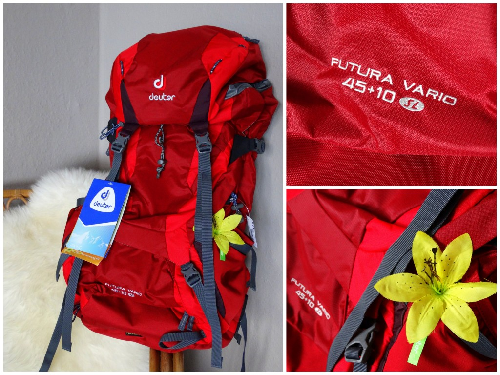 Deuter futura vario sl backpack