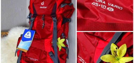 Deuter futura vario sl backpack