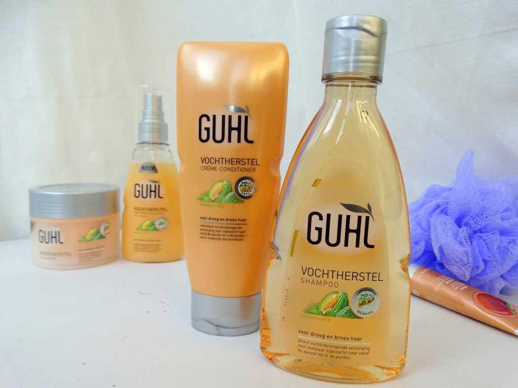 Guhl vochtherstel shampoo All Lovely Things