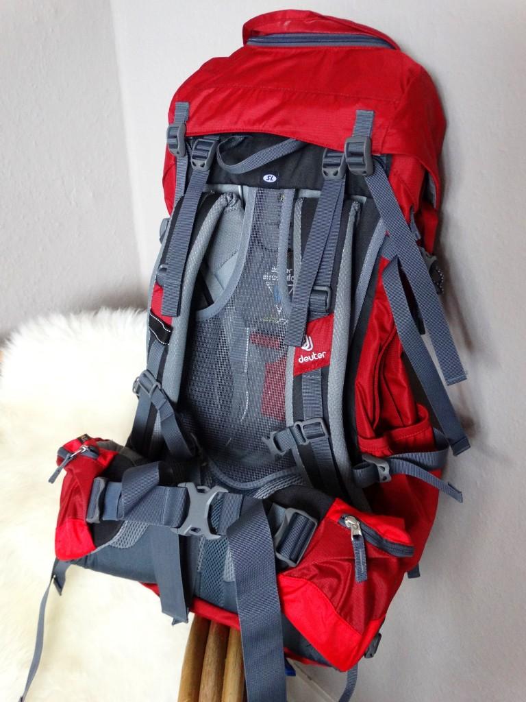 backpack vrouwen deuter futura vario sl