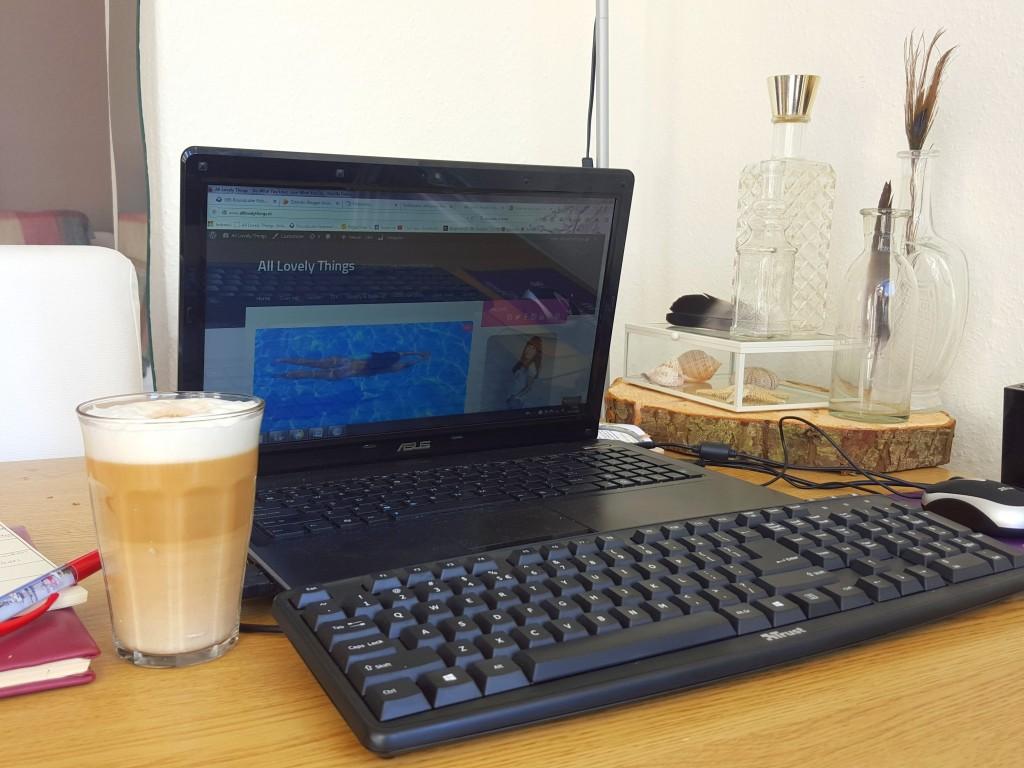 bloggen koffie