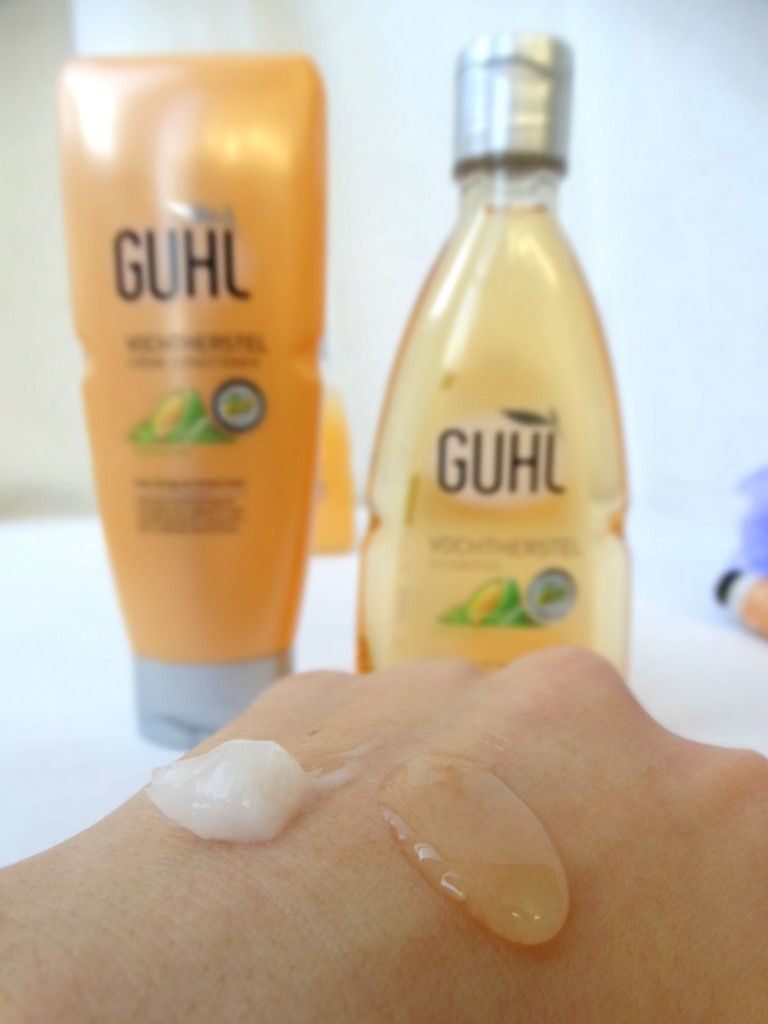 guhl vochtherstel shampoo conditioner review All lovely things