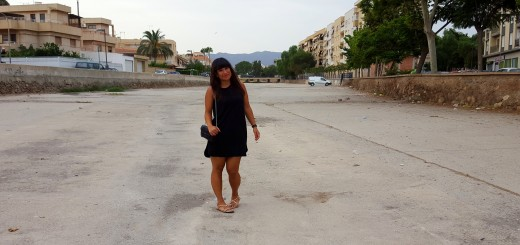 lefties little black dress
