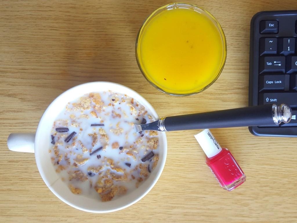 ontbijt met kellogs