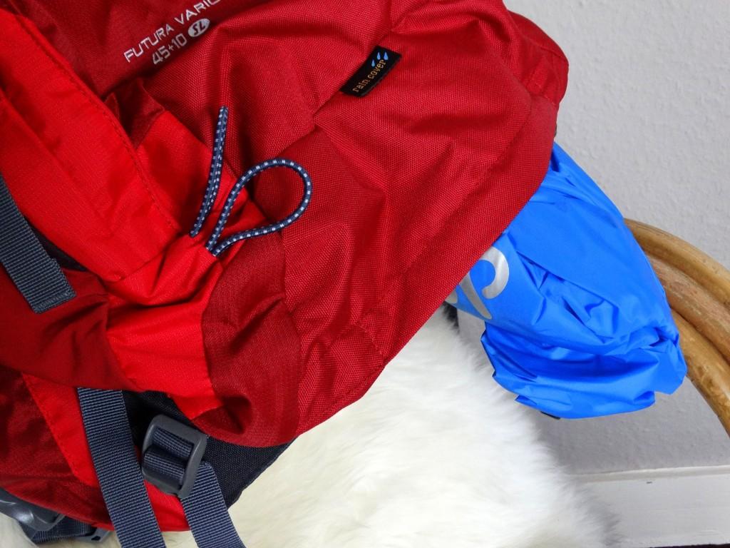 raincover backpack deuter futura vario sl voor vrouwen