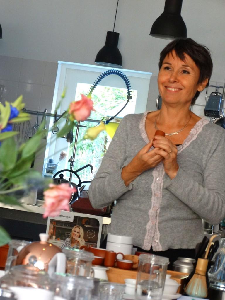 thee sommelier mariella erkens thee foodpairing workshop