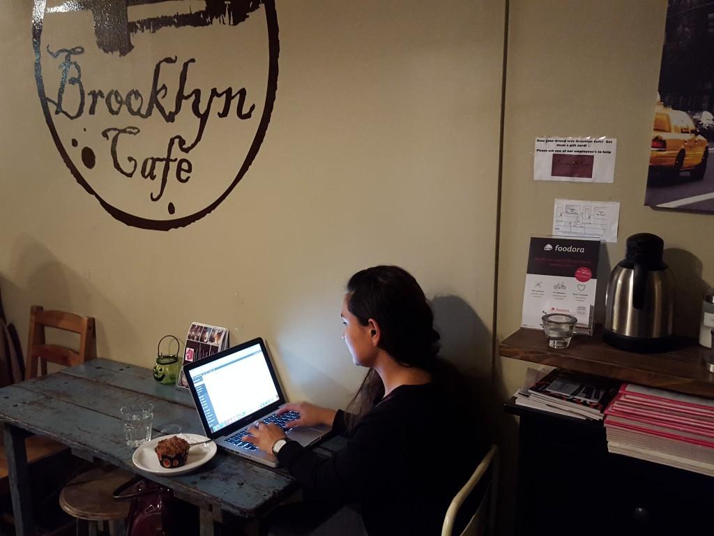 werken brooklyn cafe